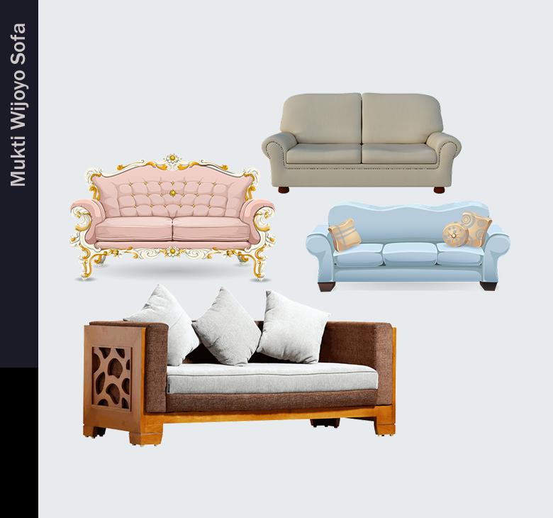 mukti wijoyo sofa